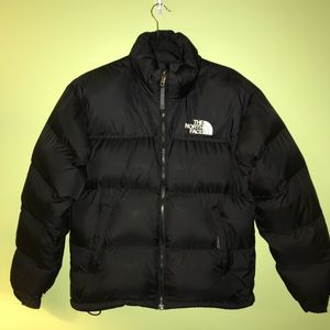 The North Face Goose Down Puffer Coat, Men's Small
